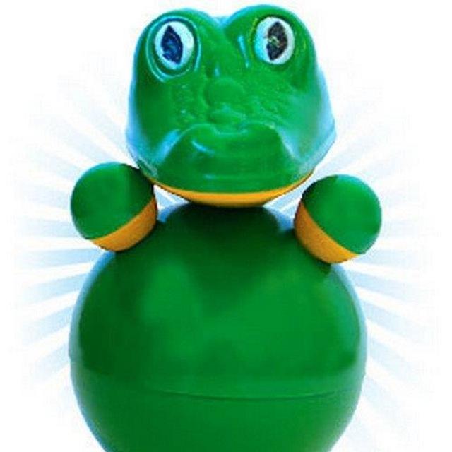 Крокодил полетел icon