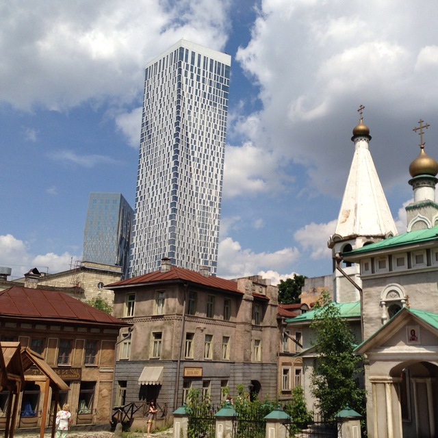 История Москвы icon