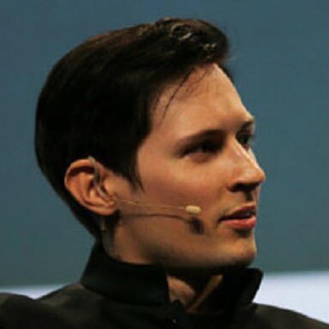 Durov's Channel icon